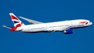 G-YMMO - Boeing 777-236(ER) - British Airways