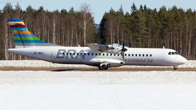 SE-MKA - ATR 72-212A(600) - Braathens Regional