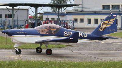 SP-DKD - Aero AT-3 R100 - Goldwings Flight Academy