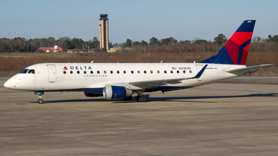 N218JQ - Embraer 170-200LR - Delta Connection (Republic Airlines)