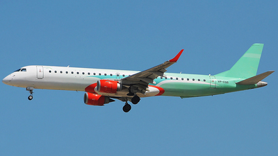 VP-CQS - Embraer 190-200IGW - Nas Air