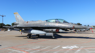 607 - Lockheed Martin F-16D Fighting Falcon - Greece - Air Force