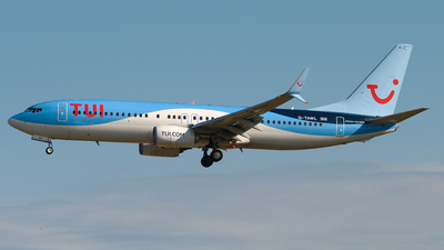 G-TAWL - Boeing 737-8K5 - TUI