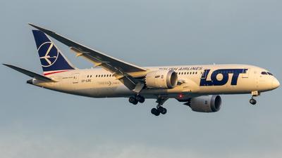 SP-LRE - Boeing 787-8 Dreamliner - LOT Polish Airlines