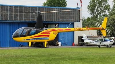 SP-HTN - Robinson R44 Raven II - Lotnicze Pogotowie Ratunkowe