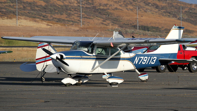 A picture of N79113 - Cessna 172K Skyhawk - [17257889] - © Bruno Orofino