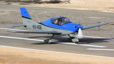 4X-HSB - Tecnam P2002 Sierra Mk2 - Private