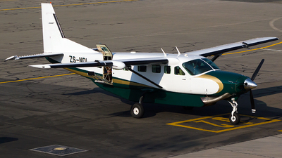 ZS-NDL - Cessna 208B Grand Caravan - Private