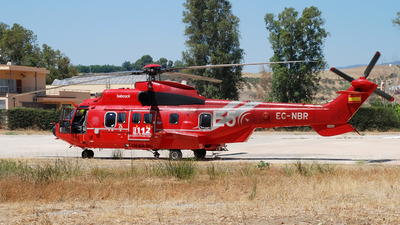 EC-NBR - Eurocopter AS 332l2 Super Puma - Babcock MCS Spain