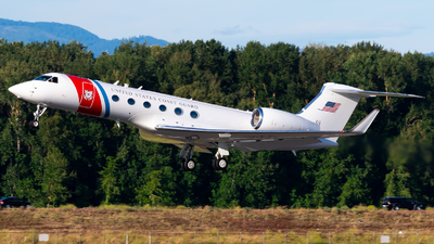 01 - Gulfstream C-37A - United States - US Coast Guard (USCG)