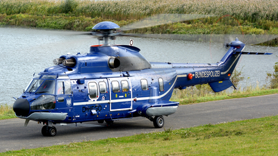D-HEGO - Eurocopter AS 332L Super Puma - Germany - Bundespolizei