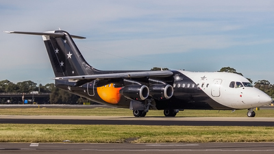 VH-SIF - British Aerospace BAe 146-200(QC) - Pionair