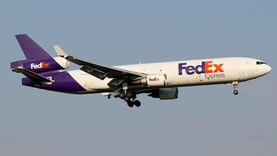 N618FE - McDonnell Douglas MD-11(F) - FedEx