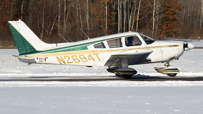 N2694T - Piper PA-28-180 Cherokee C - Private