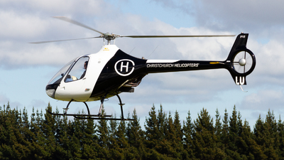 A picture of ZKHLU - Guimbal G2 Cabri - [1101] - © Cody Forward