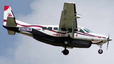N626LM - Cessna 208B Grand Caravan - Makalu Air