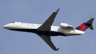 N921EV - Bombardier CRJ-200ER - Delta Connection (SkyWest Airlines)