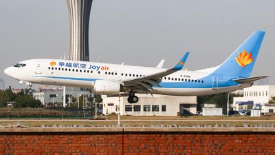 B-220U - Boeing 737-8HO - Joy Air