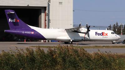 C-FVDO - ATR 72-202(F) - Fedex Feeder (Morningstar Air Express)