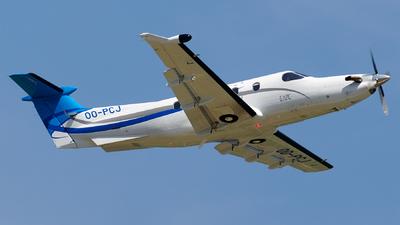 OO-PCJ - Pilatus PC-12/47E - European Aircraft Private Club (EAPC)