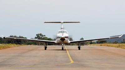 ZS-APS - Pilatus PC-12/47 - South Africa - Police
