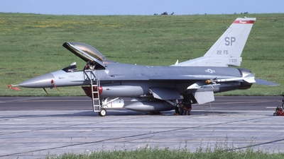 91-0339 - Lockheed Martin F-16CJ Fighting Falcon - United States - US Air Force (USAF)