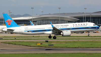 B-303J - Airbus A321-253N - China Southern Airlines