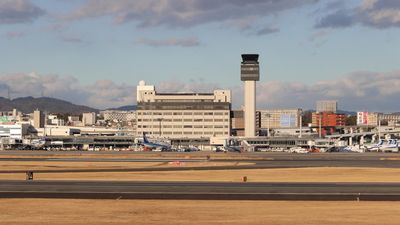 RJOO - Airport - Airport Overview