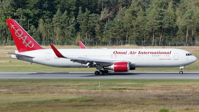 N432AX - Boeing 767-323(ER) - Omni Air International (OAI)