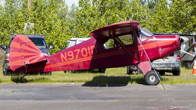 A picture of N9701D - Piper PA22160 - [226612] - © David Lee