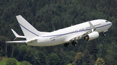 VP-BWR - Boeing 737-79T(BBJ) - Private