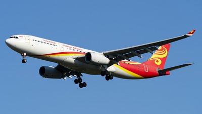 A picture of B5935 - Airbus A330343 - Hainan Airlines - © Li Youyang