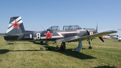 N420RB - Nanchang CJ-6A - Private
