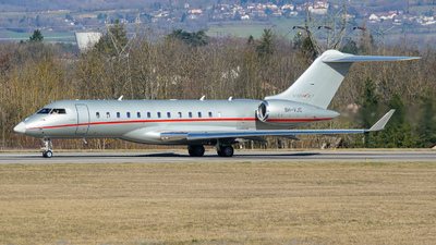 9H-VJC - Bombardier BD-700-1A10 Global 6000 - VistaJet