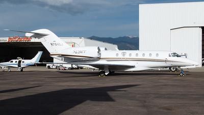 N794XJ - Cessna 750 Citation X - XOJet