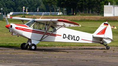 D-EVLO - Piper PA-18-150 Super Cub - Private