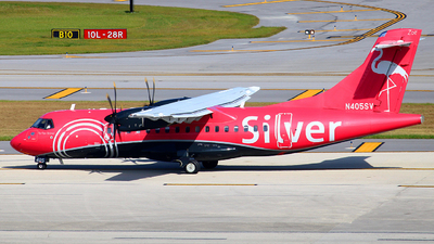 N405SV - ATR 42-600 - Silver Airways