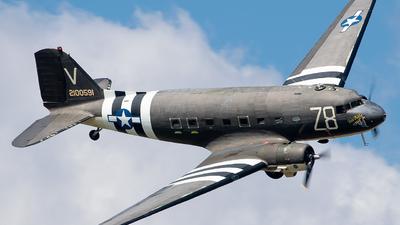 N3239T - Douglas C-47A Skytrain - Private