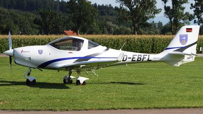 D-EBFL - Aquila A211G - Fliegergruppe Leutkirch