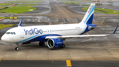 VT-IJY - Airbus A320-271N - IndiGo Airlines
