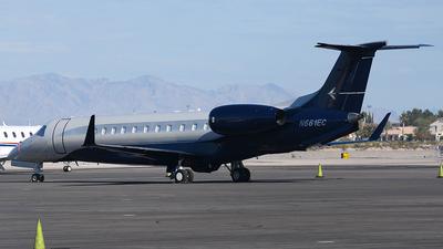 N661EC - Embraer ERJ-135BJ Legacy 600 - Private
