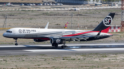 A picture of B1257 - Boeing 7572B7(PCF) - SF Airlines - © TasKforce404-HK416