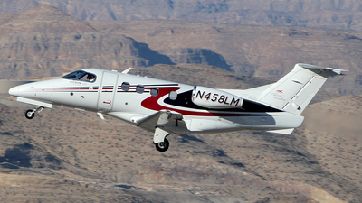 N458LM - Embraer 500 Phenom 100 - Private