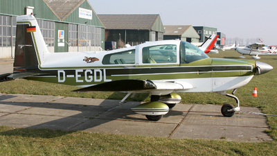 D-EGDL - Grumman American AA-5B Tiger - Private