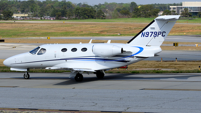 N979PC - Cessna 510 Citation Mustang - Private