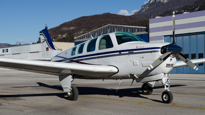 D-EHCW - Beechcraft B36TC Bonanza - Private