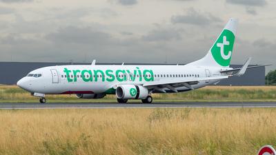 F-HTVY - Boeing 737-8JP - Transavia France