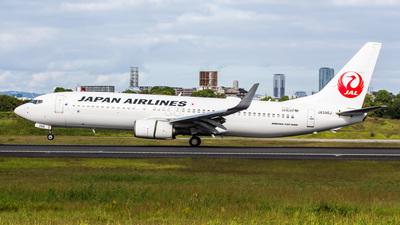 JA346J - Boeing 737-846 - Japan Airlines (JAL)
