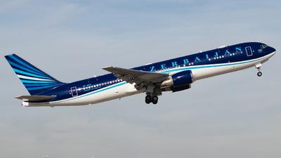 4K-AI01 - Boeing 767-32L(ER) - Azerbaijan - Government
