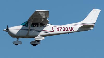 A picture of N730AK - Cessna 182Q Skylane - [18265482] - © Connor Ochs